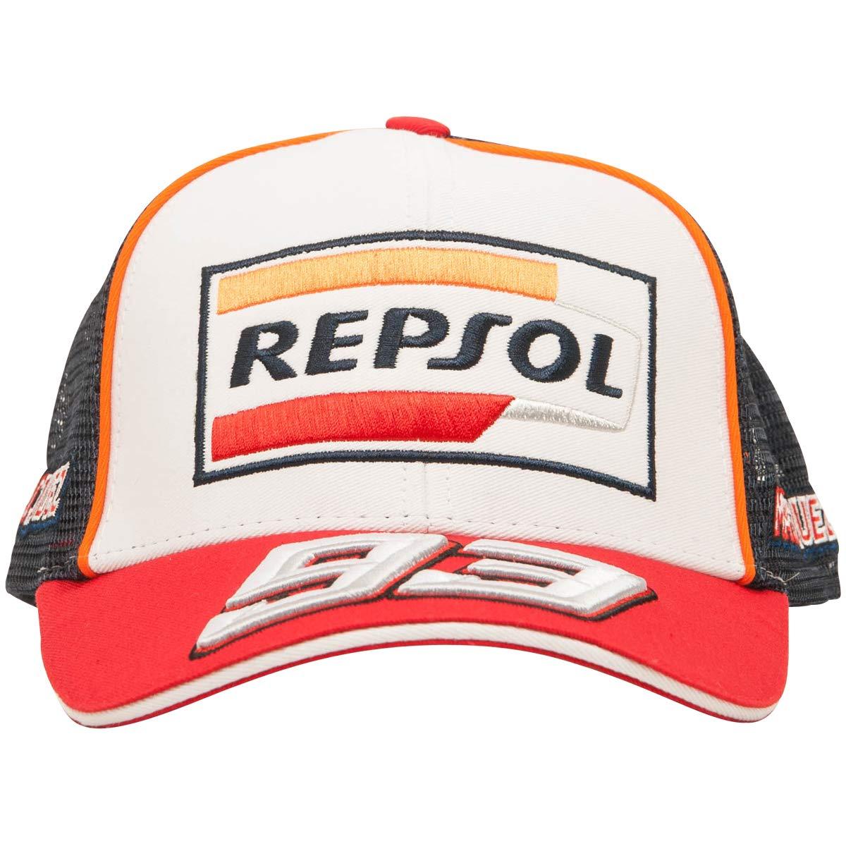 Repsol Honda Team 2018 Marc Marquez #93 - Gorra de Béisbol para ...
