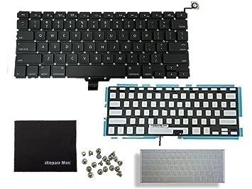 Teclado para Macbook Pro de 13 pulgadas A1278 2009 2010 2011 ...