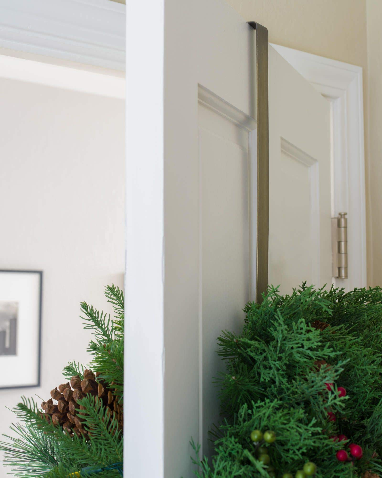 Balsam Hill 16'' Double-Sided Wreath Hanger by Balsam Hill