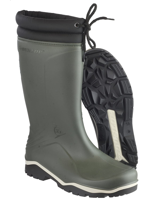 Dunlop Mens Dunlop Blizzard Wellies/Wellington Shoe Lace-Up Synthetic Sole  Boot: Amazon.co.uk: Shoes & Bags