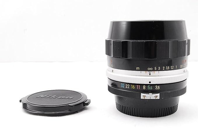 Review Nikon Micro-NIKKOR Auto 55mm