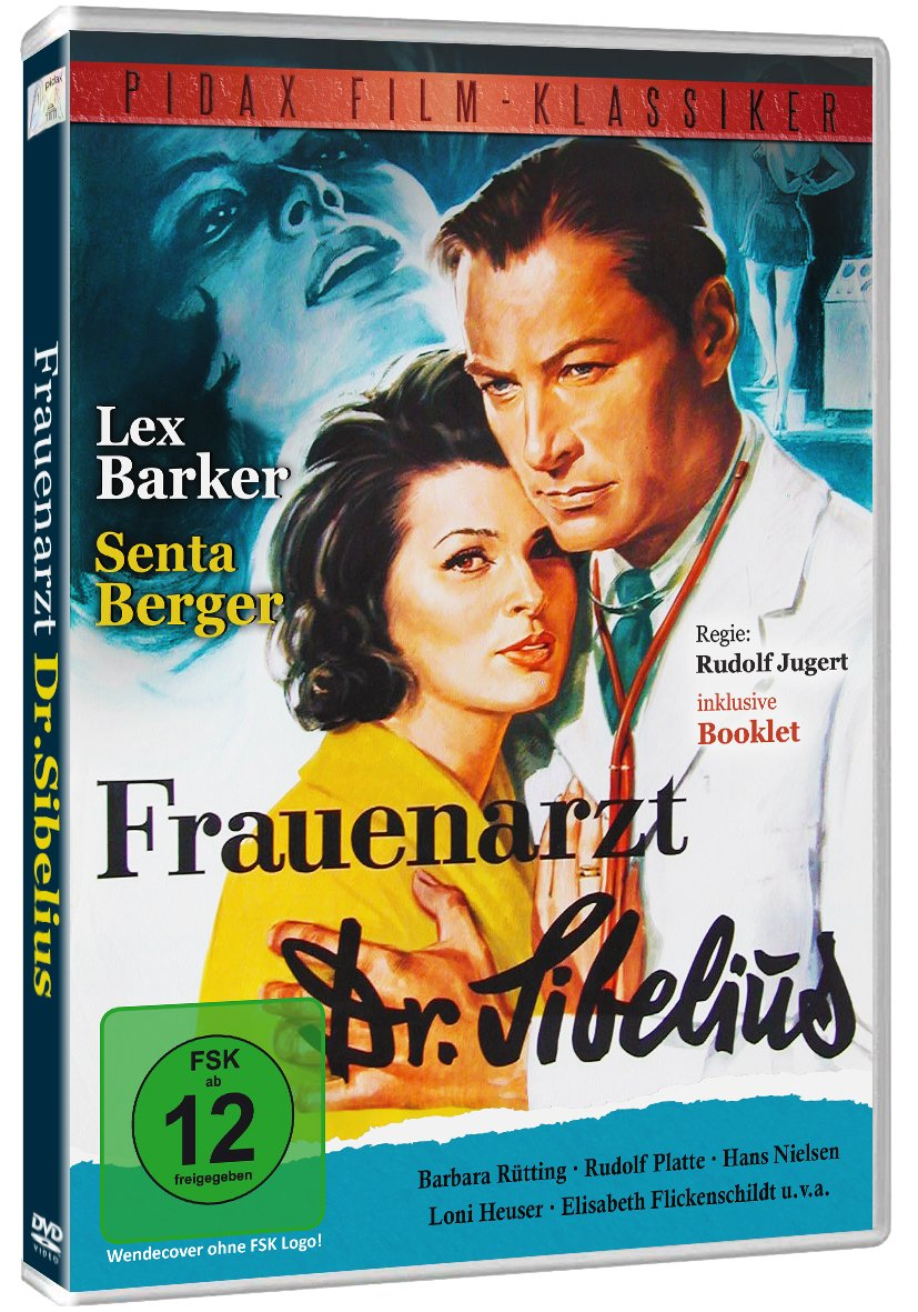 Frauenarzt Dr. Sibelius - Klassiker mit Lex Barker und Senta Berger ...