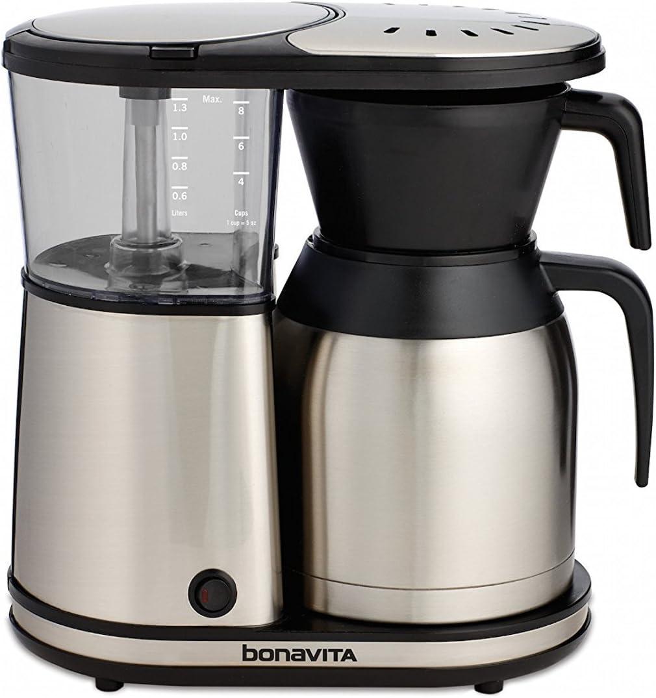 The Bonavita BV 1900TS: Best 8 Cups Drip Coffee Maker