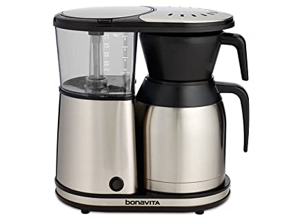 bd72e2acf0ca Image Unavailable. Image not available for. Color  Bonavita BV1900TS 8-Cup  One-Touch Coffee Maker ...