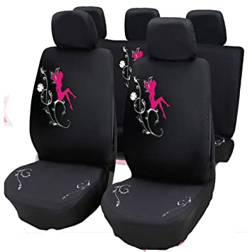 New WNB® s and Fairy Seat Covers Full Set Air Bag Ready Front ...