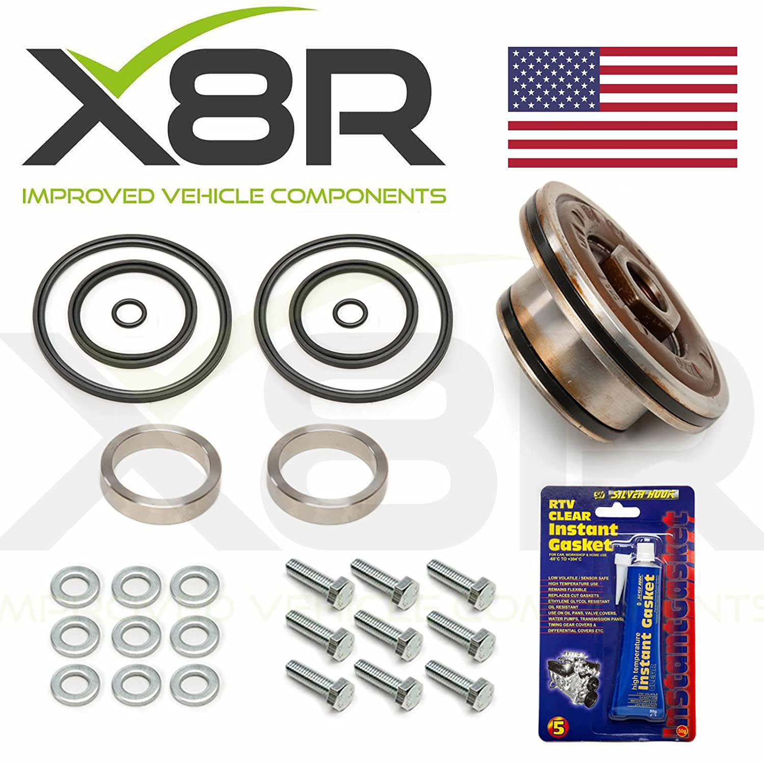 Engine Kit Products E83 PART: X8R41 E36 / X3 DOUBLE TWIN DUAL ...