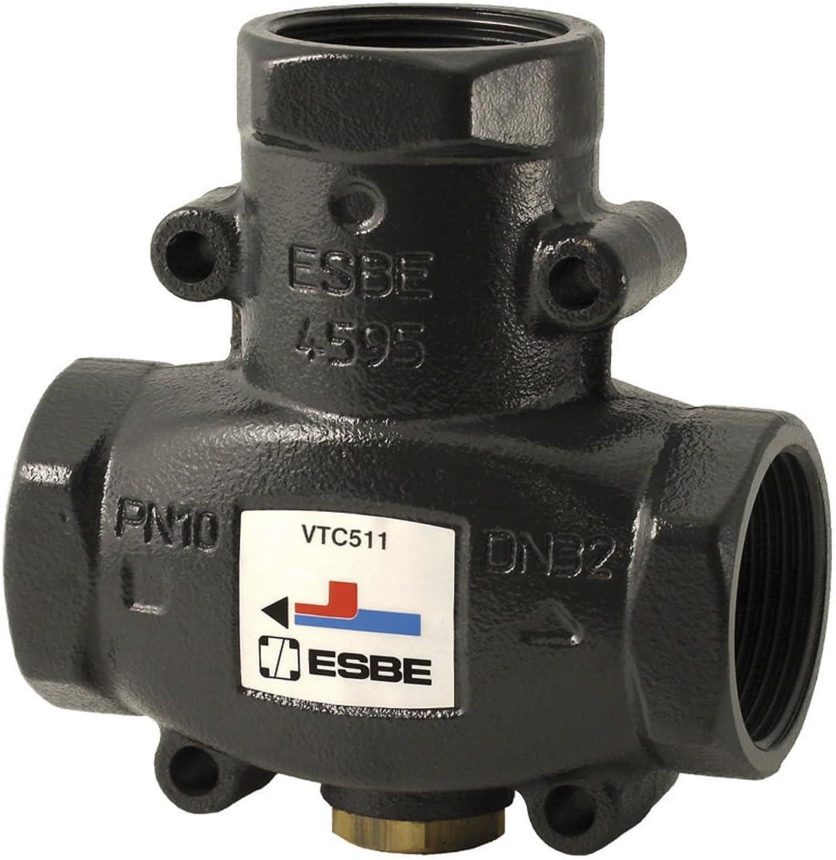 'Válvula anticondensación Esbe vtc511155°C para termostufa estufas de pellets