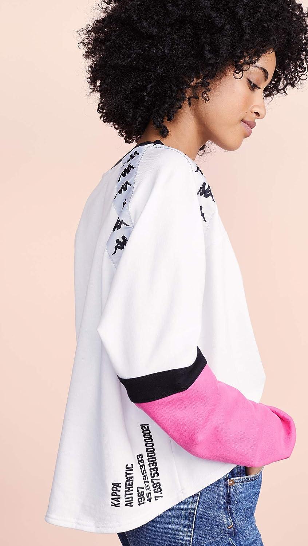 Kappa Womens Authentic Bafal Sweatshirt