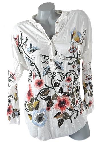 Grisodonna - Camisas - Floral - para mujer