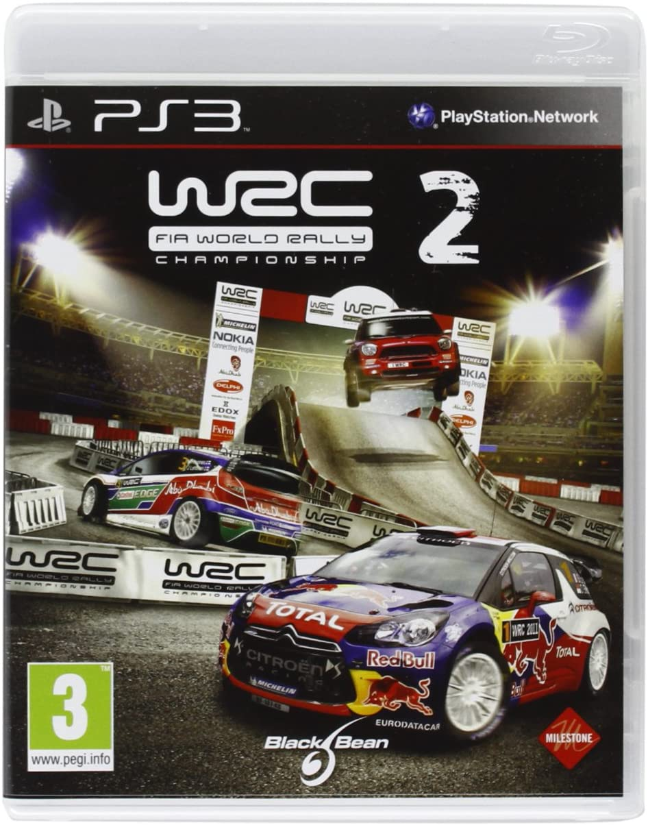 Amazon.com: WRC 2 - FIA World Rally Championship 2 (PS3): Video Games
