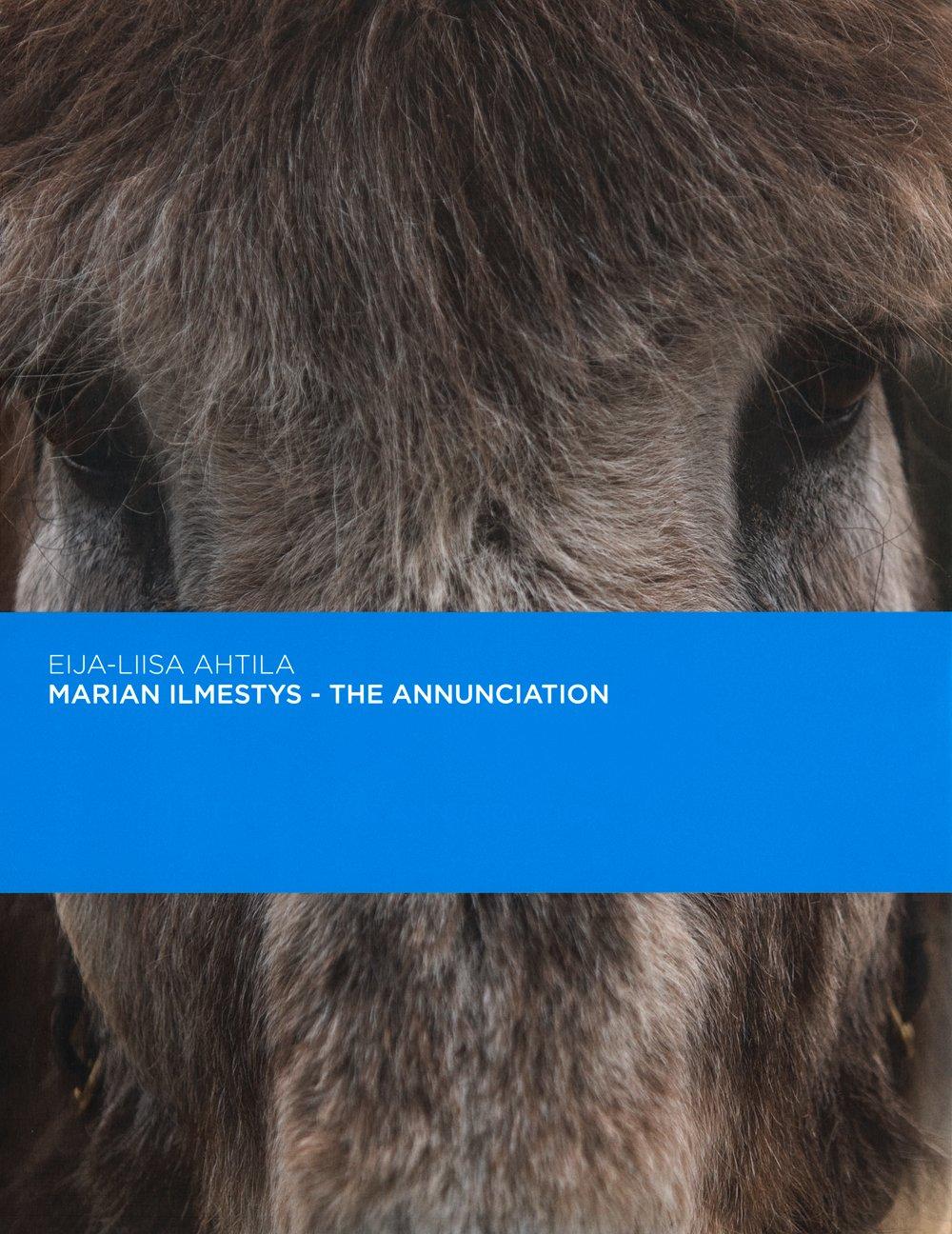 Download Eija-Liisa Ahtila: The Annunciation: Marian Ilmestys ebook