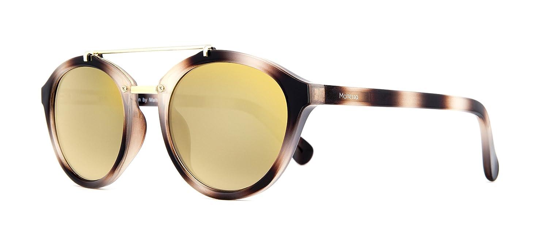 Maltessa Volutto (Gold) - Gafas de sol para mujer. Lo último ...