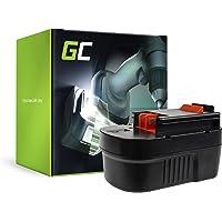 GC® (3Ah 14.4V Ni-MH) A14 A144 FSB14 HPB14 A144EX A14F A1714 B-8316 BD1444L BPT1048 499936-34 499936-35 Batterij voor…