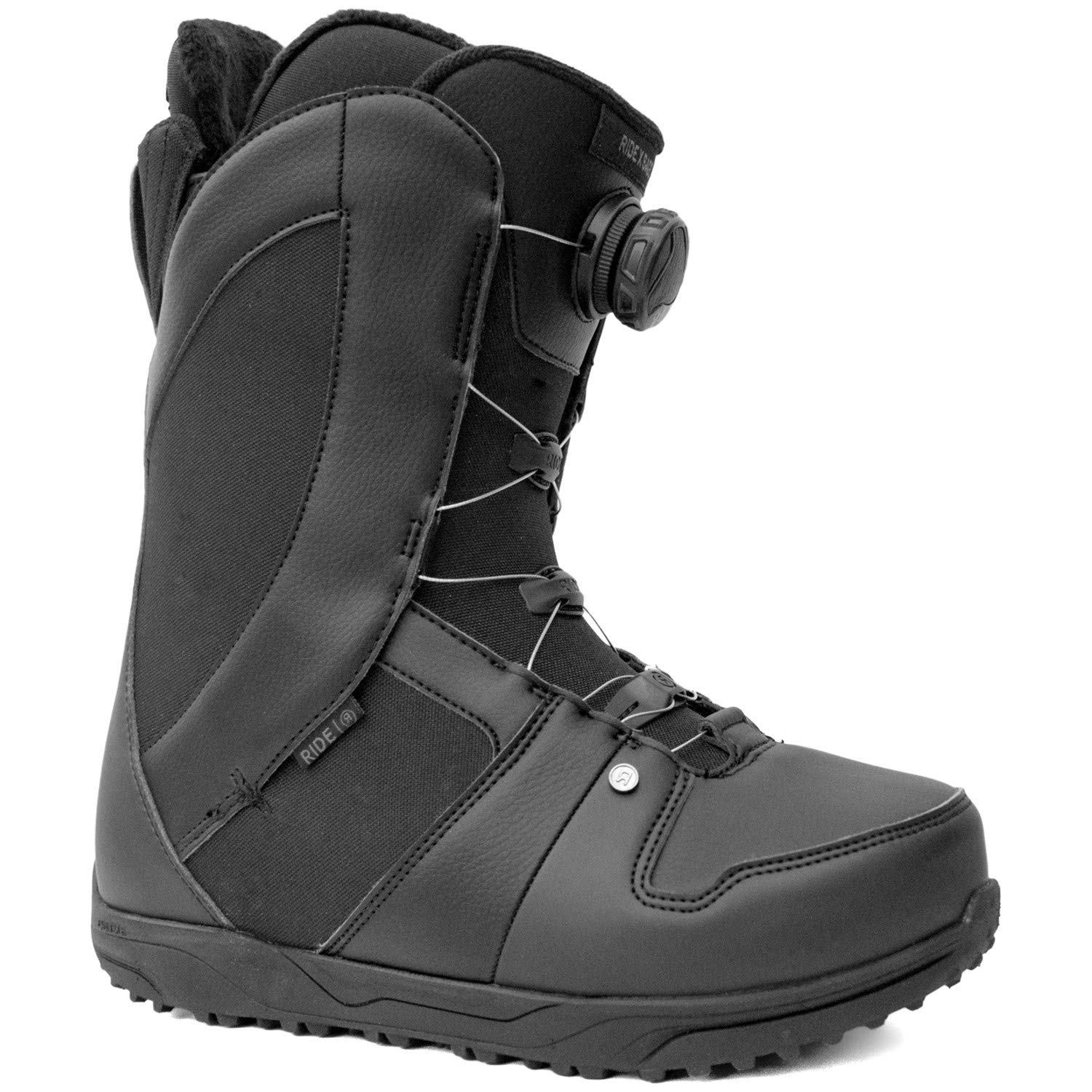 Ride Sage 2019 Snowboard Boot - Women's Black 5 by Ride