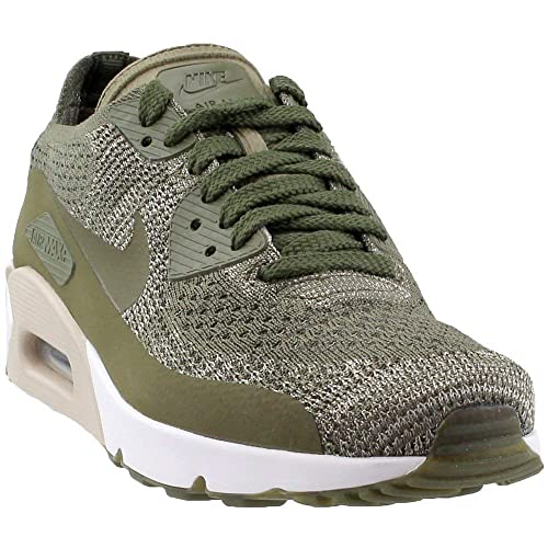 Nike Air Max 90 Ultra 2.0 Flyknit Men's Shoes Color: Olive