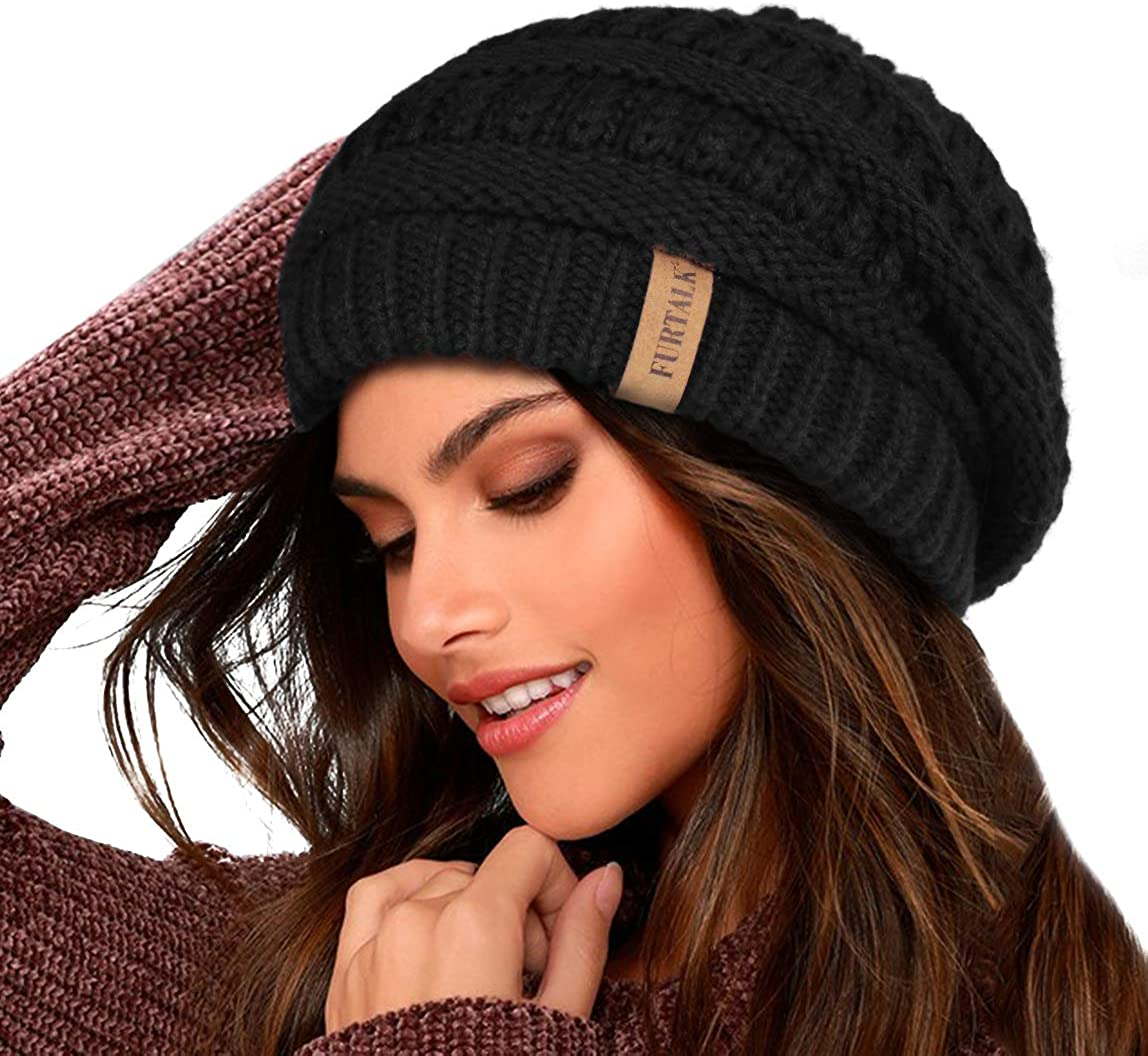 Knit Women/'s Winter Beanie