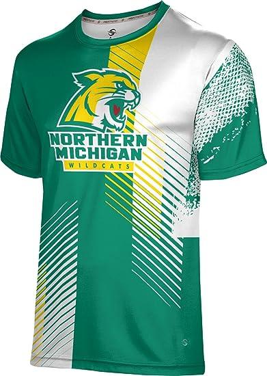 School Spirit Sweatshirt Drip ProSphere Northern Michigan University Girls Pullover Hoodie