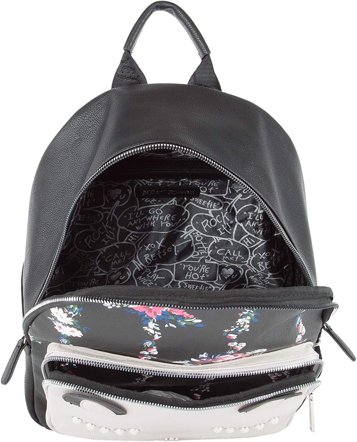 Betsey Johnson Papparazzi Backpack