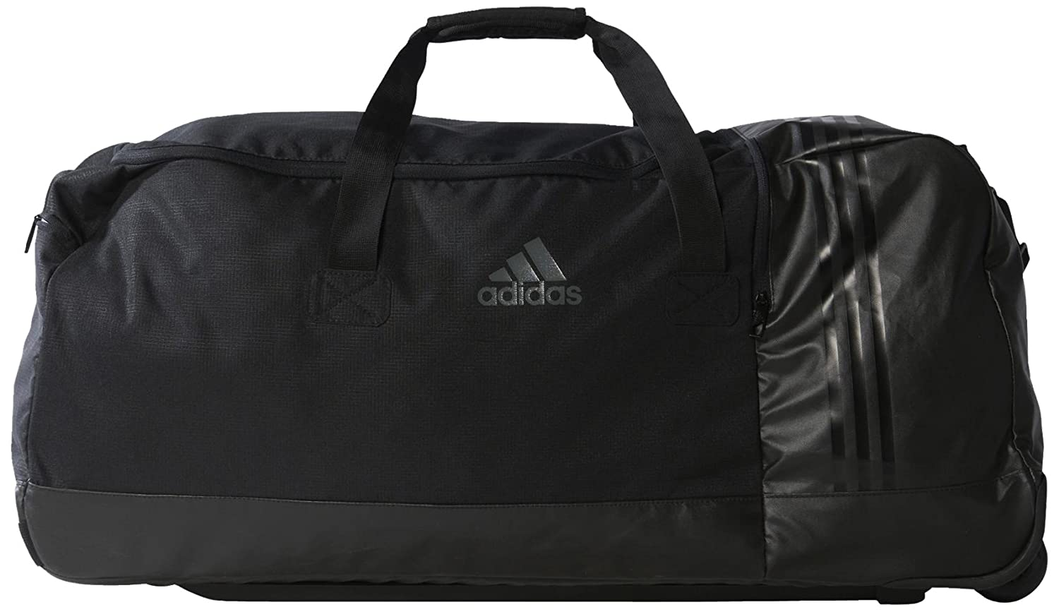 7614c764bb07 Adidas 3-Stripes Performance X-Large Duffle - Black Black Vista Grey ...