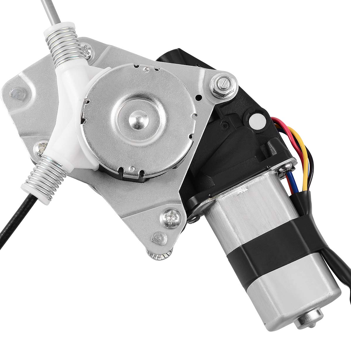 Power Window Regulator With Motor Assembly for 2003-2007 Honda Accord 6 Pin Connector. Front Left LH Driver Side
