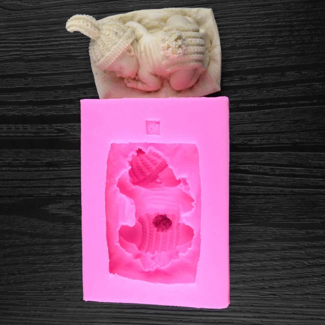 Stampo per dolci in silicone non tossico inodore per bambini che dorme
