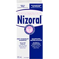 Nizoral Ketoconazole 2 Percent Anti-dandruff and Itchy Scalp Shampoo, 120ml
