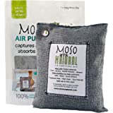 bamboo charcoal air purifying bags 2 pack deodorizer dehumidifier odor absorber. Black Bedroom Furniture Sets. Home Design Ideas