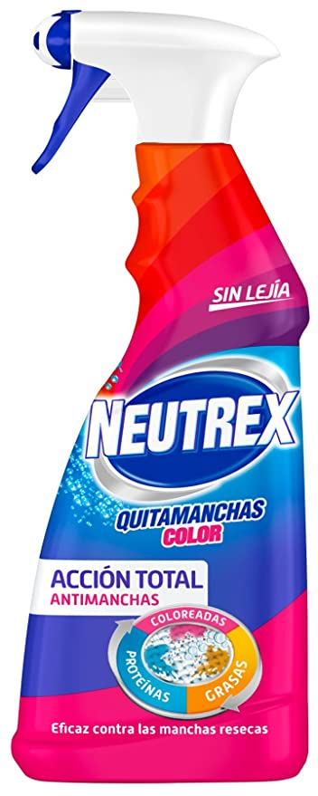 Neutrex Quitamanchas Pistola Color 600ml
