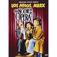 Una Noche En La Ópera [DVD]