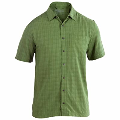 5.11 Tactical Men's Covert Select Shirt, Short Sleeve, Style 7119: Clothing