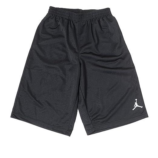 17279a99e9a7d Nike Boys Air Jordan Mesh Athletic Basketball Shorts