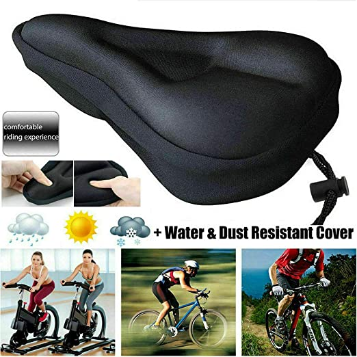 zhuangyulin6 Mountain Bike Comfort Soft Gel Pad Cojín cómodo Cojín ...