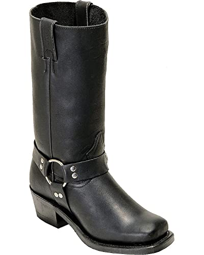 Boulet Women's Harness Motorcycle Boot Square Toe