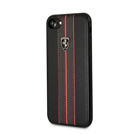 Amazon.com: Funda rígida para iPhone 8 y iPhone 7 de Ferrari ...