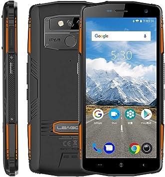 LEAGOO XRover - Smartphone Libre Android 8.1 MTK6763 Octa Core 4G ...
