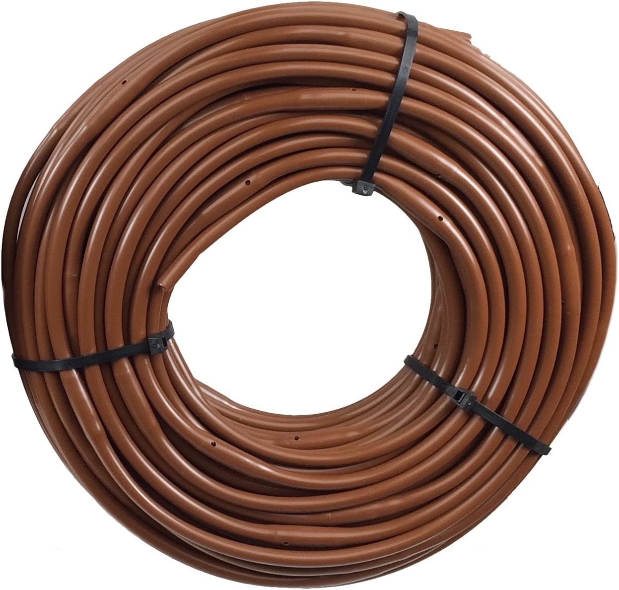 1//4 Poly Dripline 12 Spacing 0.5 GPH 50 Black Drip Tubing