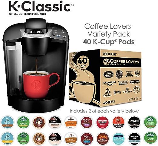 Amazon.com: Keurig K55 - Cafetera programable para monodosis ...