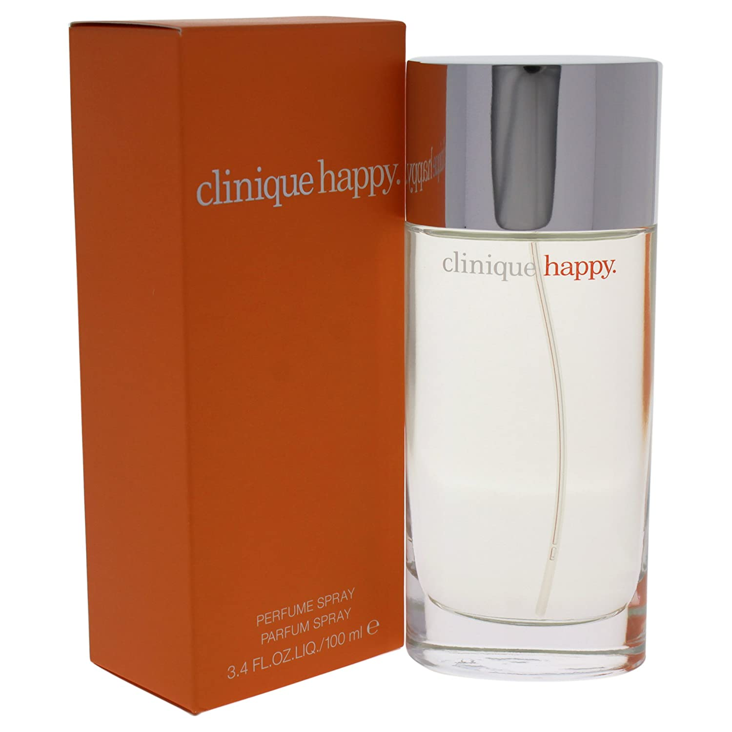 Clinique Happy 100 Ml Eau De Parfum Spray Fr Damen 1er Pack 1 X Marina Hand Body Lotion Beauty