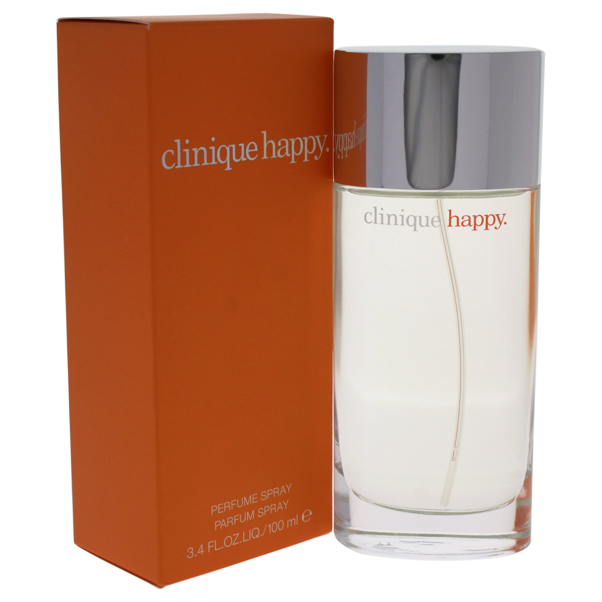 Clinique Happy by Clinique for Women, 3.4 Ounce EDP Spray