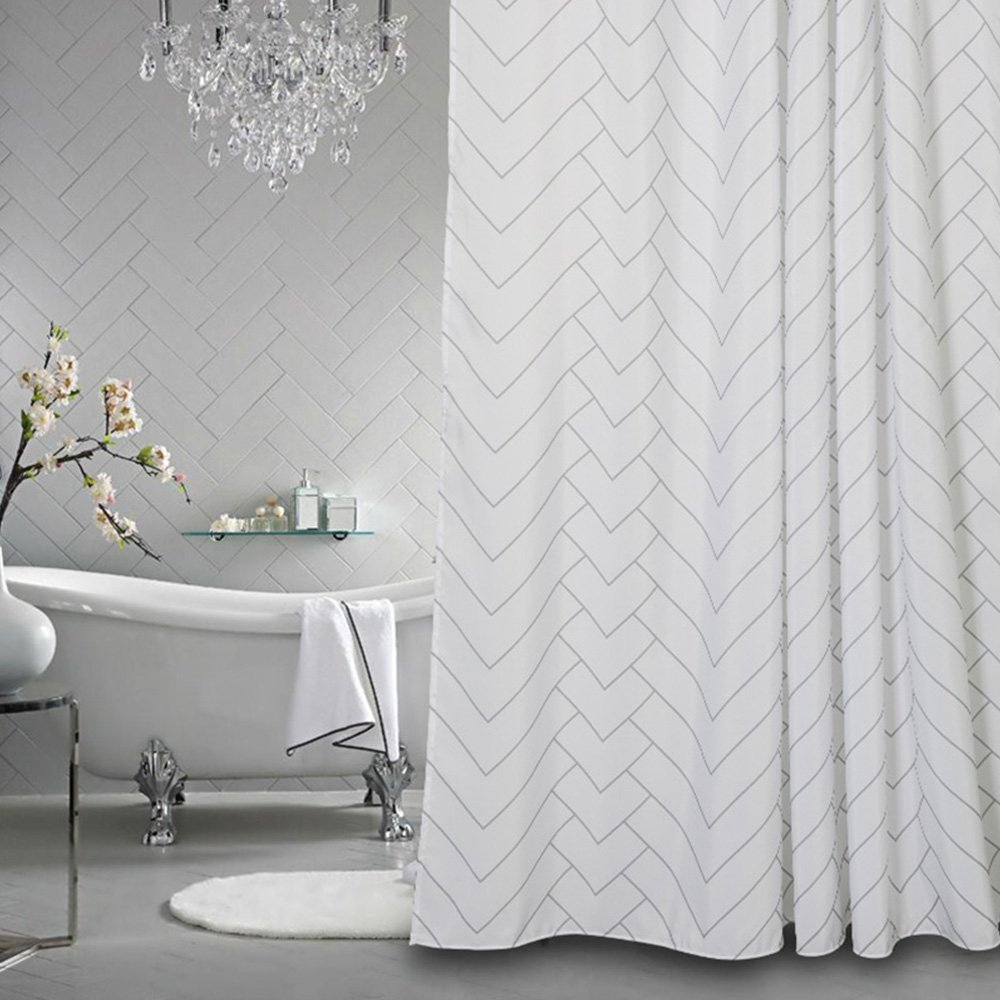 The 5 Best Shower Curtains: Reviews & Buying Guide 20