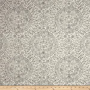 Magnolia Home Fashions 0559177 Marrakesh Porcelain Fabric by the Yard