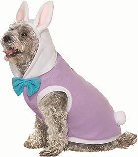 Easter Bunny Rabbit Pet Dog Cat Cute Dress Up Halloween Costume Purple SM-MD  sc 1 st  Amazon.com & Amazon.com : Rasta Imposta Hunny Bunny Dog Costume X-Small : Pet ...