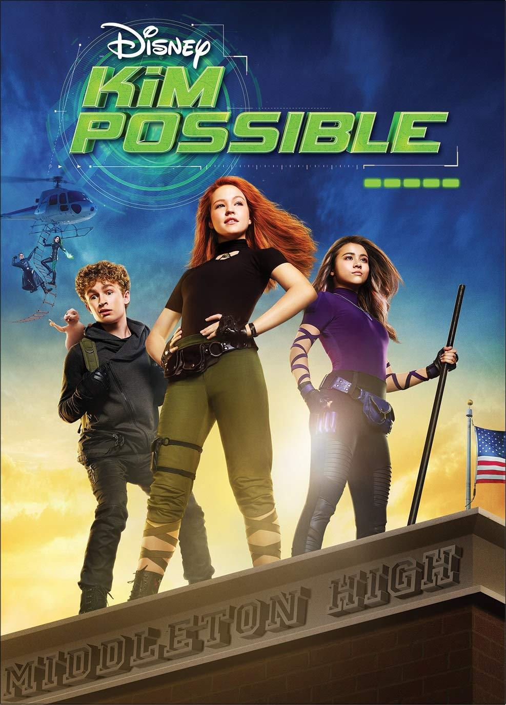 Kim Possible (Live-Action) [DVD] [USA]: Amazon.es: Stanley ...