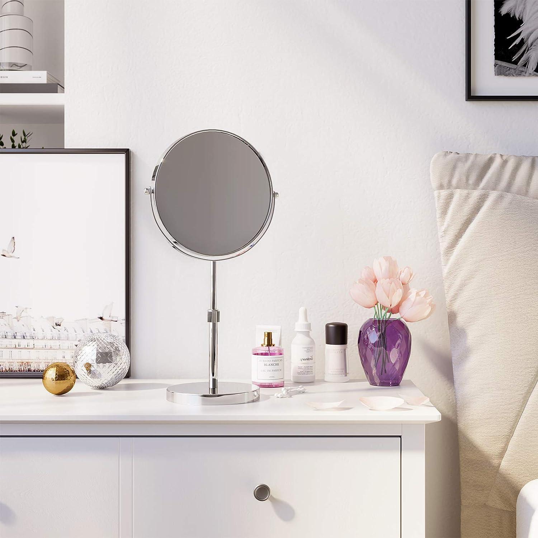 Miroir Mural Willow Accueil Suspendu Ornement D/écoration Size : 28x28 Dmqpp Wicker Miroir Maquillage