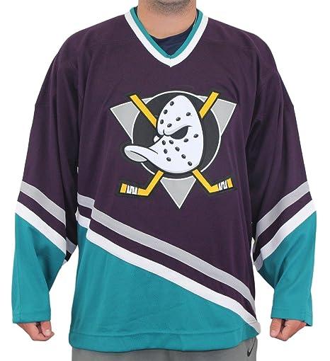 the best attitude 789f3 5598d old school anaheim ducks jersey