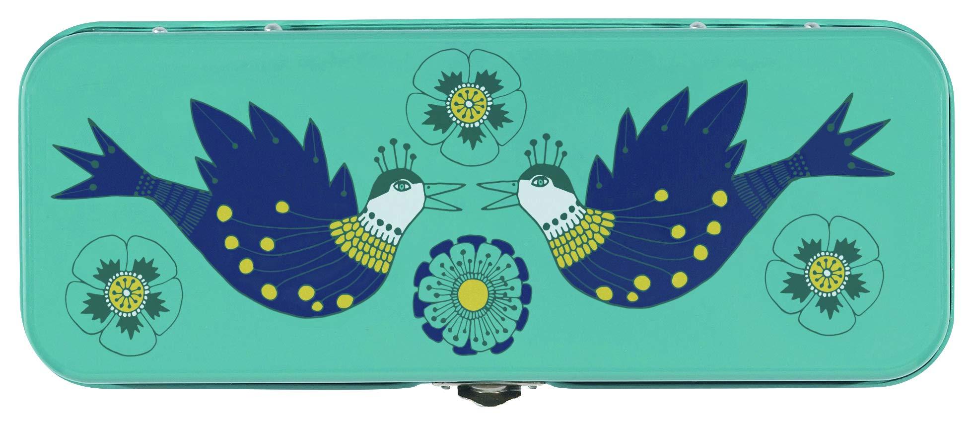 Danica Studio Pencil Tin Box, Birdland
