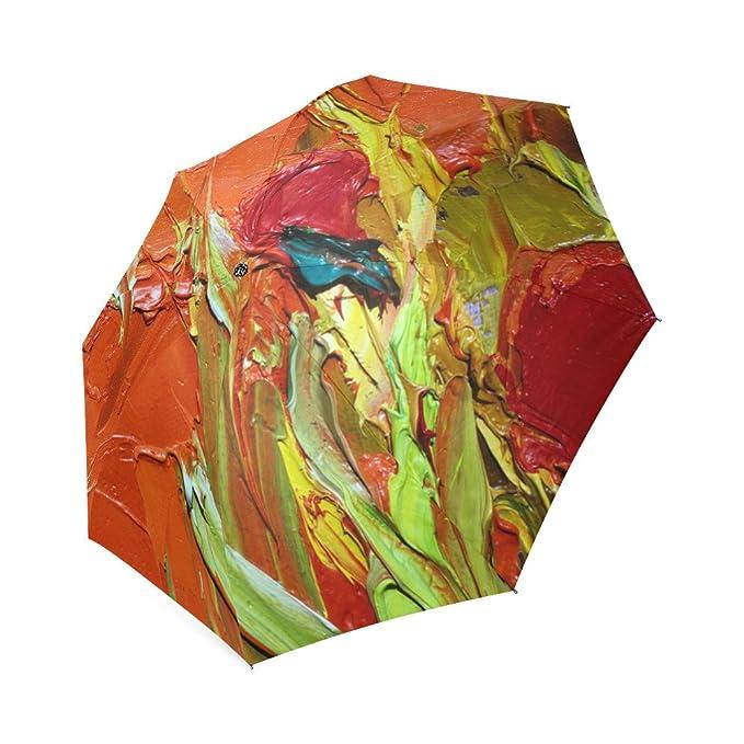 Umbrella Turtle Custom Umbrella Automatic Folding Umbrella Rainproof /& Windprrof