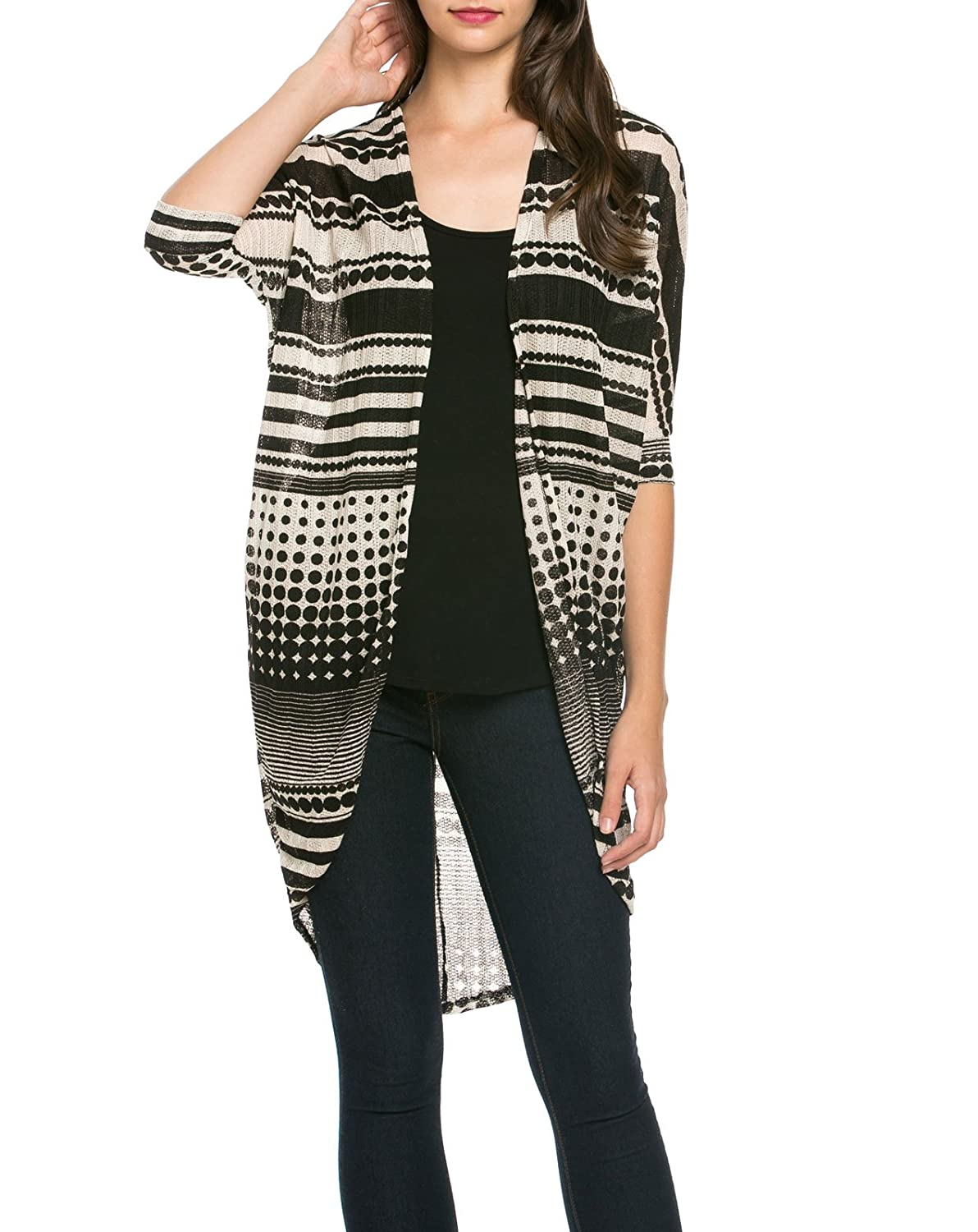 Noble U Women Knit Cardigan Jacket Tops