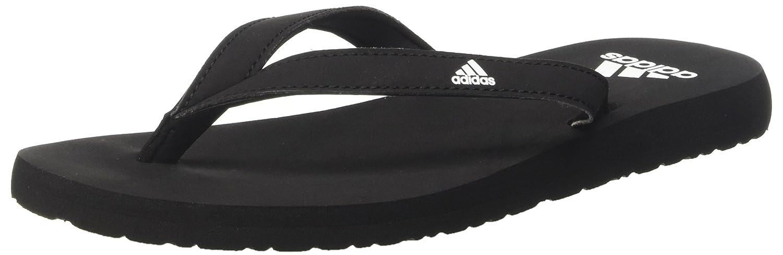 adidas Damen Eezay Flip Flop Dusch-& Badeschuhe Schwarz (Negbas / Ftwbla 000)