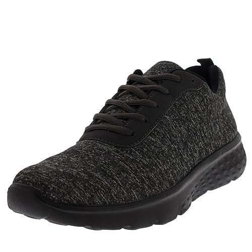 Hombre Get Fit Malla El Correr Entrenadore Atlético Para Caminar Zapato: Amazon.es: Zapatos y complementos